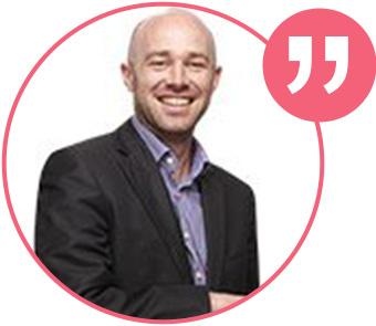 Andrew Hill,CEO Treshna Enterprises
