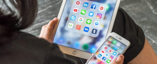 social-media-ipad